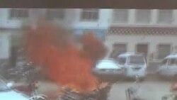 西藏流亡政府纪录片描述自焚悲剧