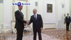 VOA60 DUNIYA: Shugaba Rasha Vladimir Putin Ya Gana Da Shugaban Syria Bashar Al-Assad A Moscow Babban Birnin Kasar