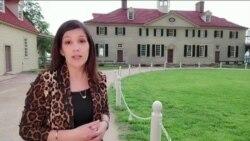 سیاہ فاموں کی غلامی کے دور کی یاد دلاتا جارج واشنگٹن کا گھر