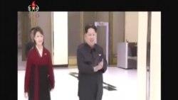 北韓官媒報導金正恩祝賀衛星發射