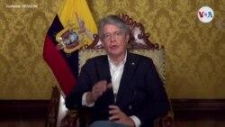 Reacciones en Ecuador tras la publicación de los 'Pandora Papers'