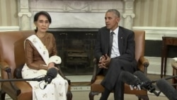 Obama Set to Lift All Sanctions on Myanmar Citing 'Transformation'