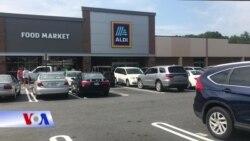 Những siêu thị cho người nghèo ở Mỹ