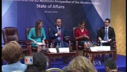Shqipëria në prag të statusit
