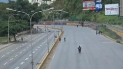 Oposición venezolana radicaliza la protesta