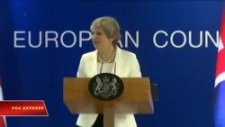 Thủ tướng Anh đưa ra đề nghị 'rất công bằng' cho công dân EU sống ở Anh