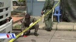 4 người chết trong nhiều vụ nổ ở Thái Lan