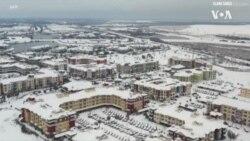 美國多數地區面臨嚴寒的暴風雪天氣