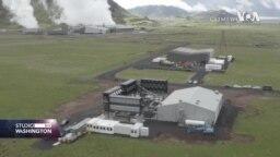 Island raspolaže najvećim postrojenjem za uklanjanje ugljičnog dioksida iz zraka