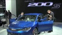 Amerikada yillik avto ko'rgazma - Detroit Auto Show
