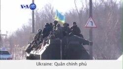 Ukraine: Quân chính phủ rút khỏi thành phố Debaltseve (VOA60)