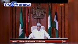 Nijeriya: Abakandida Perezida Bapfunditse Ibikorwa byo Kwiyamamaza