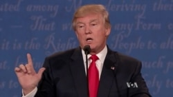 Trump Refuses to Pledge to Accept Election Results