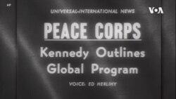 Peace Corps Anniversary ...