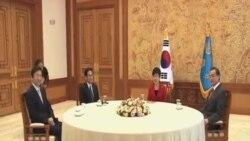 中日韓外長會談 同意召開首腦峰會