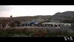 تجمع اعتراضی کشاورزان و حقآبهداران اصفهان