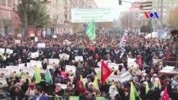 Diyarbakır'dan Kudüs İçin İİT ve İslam Ülkelerine Tepki