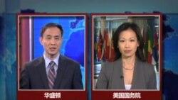 VOA连线:朝鲜半岛紧张升级 美韩外长会晤