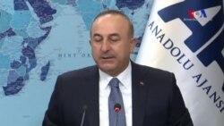 Çavuşoğlu Saldırganın Kimliğinin Belirlendiğini Söyledi