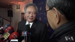 李安获颁终身荣誉奖:每部电影都是一次蜕变