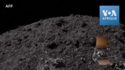Osiris-Rex est entrée en contact avec l'astéroïde Bennu