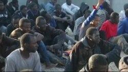 Almanya'da Kazazede Mültecilere Yardım Eli