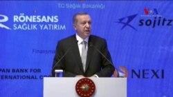Erdoğan: 'Almanya Kendine Çekidüzen Vermeli'