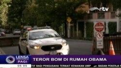 Laporan Langsung VOA untuk RTV: Teror Bom di Rumah Obama