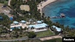 Nekretnine Džefrija Epstina na Devičanskim ostrvima