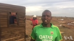 Harare Resident Vows to Stay Put Despite Demolition of Houses