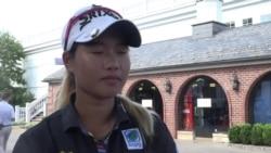 คุยกับ 'สุภมาส แสงจันทร์' นักกอล์ฟดาวรุ่งไทยใน 'US Women's Open'