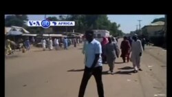 Dandalin VOA: 'Yan Kungiyar Boko Haram Sun Kai Hari Damaturu, Najeriya 02, 2014