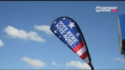 Во время досрочных выборов техасцы стояли в очередях