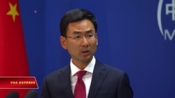 Trung Quốc bác phản đối của Việt Nam về tập trận trên Biển Đông