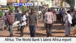 VOA60 Africa - The World Bank projects lower 2016 growth of 3.0% for Sub-Saharan Africa