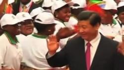 중국, 아프리카와 관계 개선 모색
