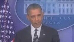 صحبت تیلفونی آقای اوباما با آقای روحانی