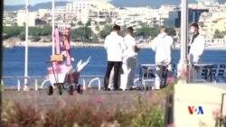 2016-07-18 美國之音視頻新聞: 法國釋放尼斯兇手的分居妻子並盤問被拘6人