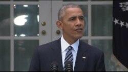 Obama Congratulates Trump, Extends Invite to White House