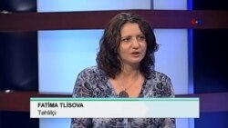 Fatima Tlisova ilə müsahibə