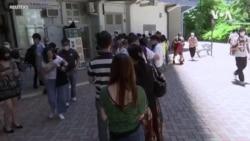 香港民主派初選超過60萬人投票 市民表達對港版國安法不滿