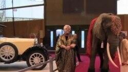 奢华印度王公老爷车现身巴黎