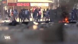 Les Tunisiens en colère après la mort d'un homme dans un kiosque