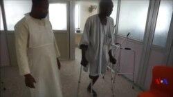 Des prothèses pour les rescapés des violences de Boko Haram (vidéo)