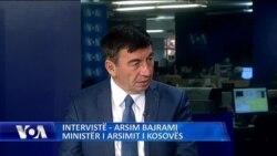 Intervistë me Arsim Bajramin, Ministër i Arsimit të Kosovës
