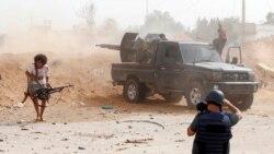 """Tripoli demande l'aide de cinq pays """"amis"""" pour faire face à Haftar"""