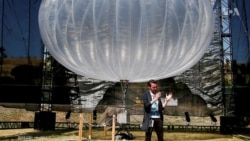 Гігантські повітряні кулі Google тепер забезпечують мобільний зв'язок для Пуерто-Ріко. Відео