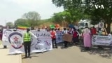 Zimbabwe Anti-Sanctions March