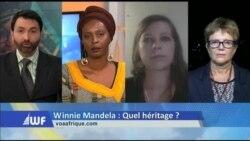 Washington Forum du 5 avril 2018 : Winnie Mandela, sa vie, son héritage
