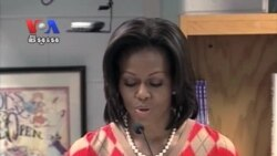 សមិទ្ធផលរបស់លោកស្រី Michelle Obama ក្នុងពេល៤ឆ្នាំកន្លងទៅនេះ